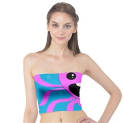 Bubble Octopus Tube Top