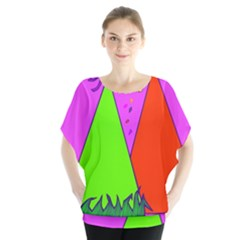 Birthday Hat Party Blouse