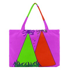 Birthday Hat Party Medium Tote Bag