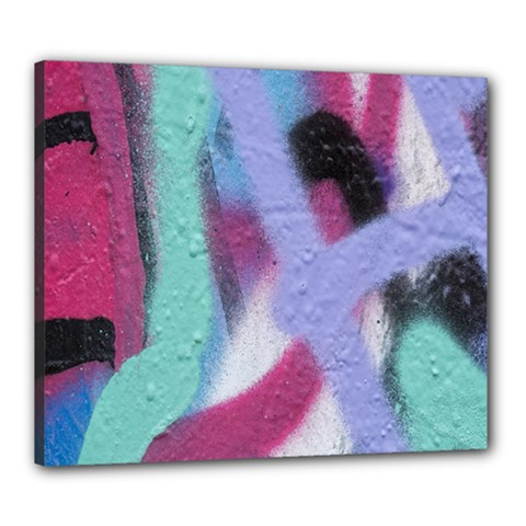 Texture Pattern Abstract Background Canvas 24  x 20