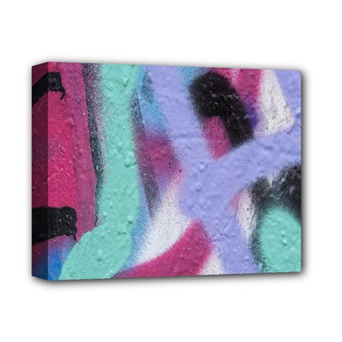Texture Pattern Abstract Background Deluxe Canvas 14  x 11