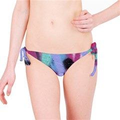Texture Pattern Abstract Background Bikini Bottom