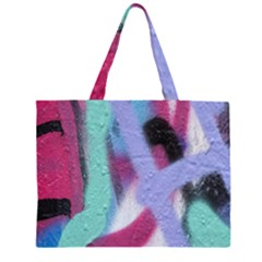 Texture Pattern Abstract Background Large Tote Bag