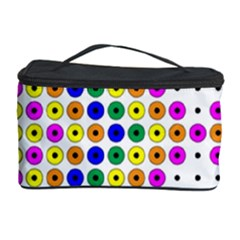 Colored Fish Cosmetic Storage Case