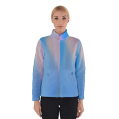 Twist Blue Pink Mauve Background Winterwear