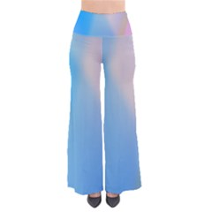 Twist Blue Pink Mauve Background Pants