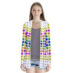 Colored Fish Cardigans