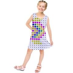 Colored Fish Kids  Tunic Dress