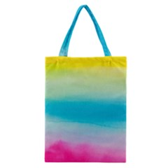 Watercolour Gradient Classic Tote Bag