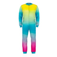 Watercolour Gradient OnePiece Jumpsuit (Kids)
