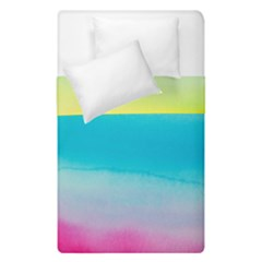 Watercolour Gradient Duvet Cover Double Side (Single Size)