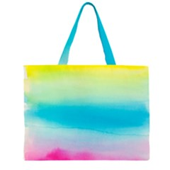 Watercolour Gradient Large Tote Bag