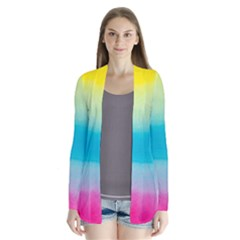 Watercolour Gradient Cardigans