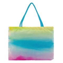 Watercolour Gradient Medium Tote Bag