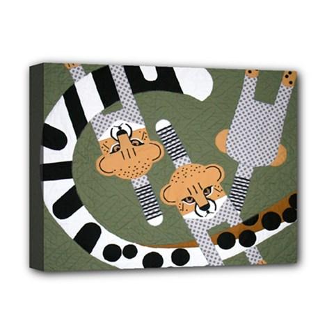 Chetah Animals Deluxe Canvas 16  x 12