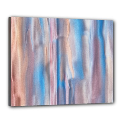 Vertical Abstract Contemporary Canvas 20  x 16