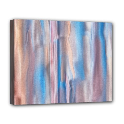 Vertical Abstract Contemporary Deluxe Canvas 20  x 16
