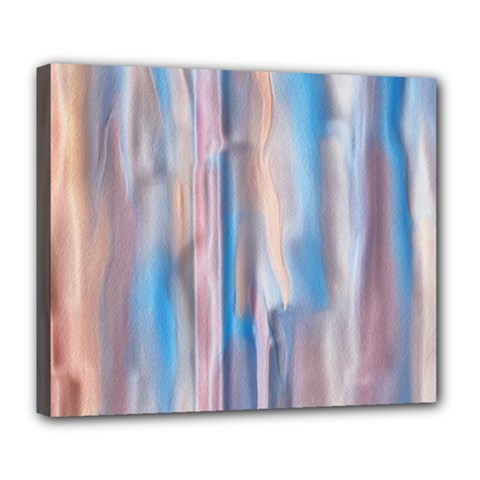 Vertical Abstract Contemporary Deluxe Canvas 24  x 20