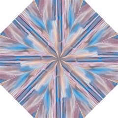 Vertical Abstract Contemporary Hook Handle Umbrellas (Medium)