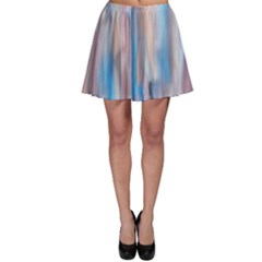 Vertical Abstract Contemporary Skater Skirt