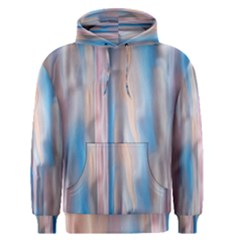 Vertical Abstract Contemporary Men s Pullover Hoodie