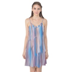 Vertical Abstract Contemporary Camis Nightgown