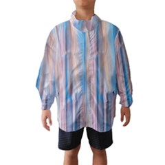 Vertical Abstract Contemporary Wind Breaker (Kids)