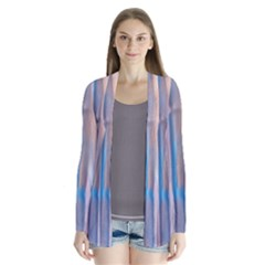 Vertical Abstract Contemporary Cardigans