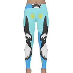 Face Dog Classic Yoga Leggings
