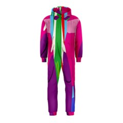 Initial Thumbnails Hooded Jumpsuit (Kids)