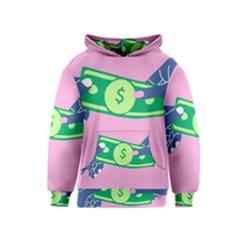 Money Kids  Pullover Hoodie