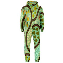 Hilly Roads Hooded Jumpsuit (Men)