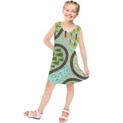 Hilly Roads Kids  Tunic Dress