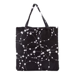 Network Grocery Tote Bag