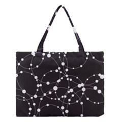 Network Medium Tote Bag