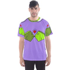 Kissing Fish Men s Sport Mesh Tee