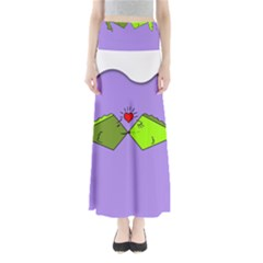 Kissing Fish Maxi Skirts