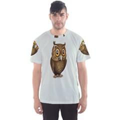 Owl Men s Sport Mesh Tee