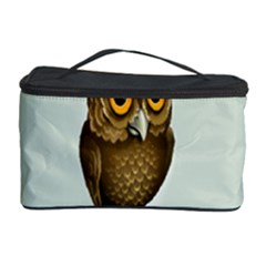 Owl Cosmetic Storage Case
