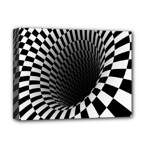 Optical Illusions Deluxe Canvas 16  x 12