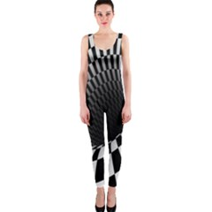 Optical Illusions OnePiece Catsuit
