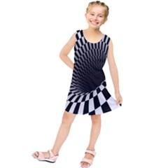 Optical Illusions Kids  Tunic Dress