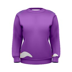 Purple Women s Sweatshirt