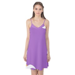 Purple Camis Nightgown