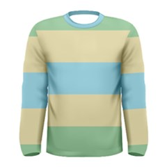 Romantic Flags Men s Long Sleeve Tee