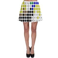 Rooster Skater Skirt