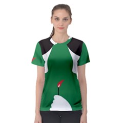 Two Face Women s Sport Mesh Tee