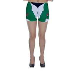 Two Face Skinny Shorts