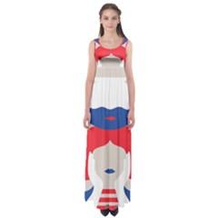 Woman Empire Waist Maxi Dress
