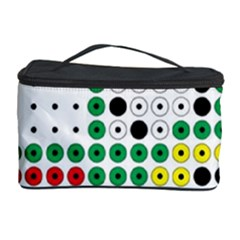 Tractor Perler Bead Cosmetic Storage Case